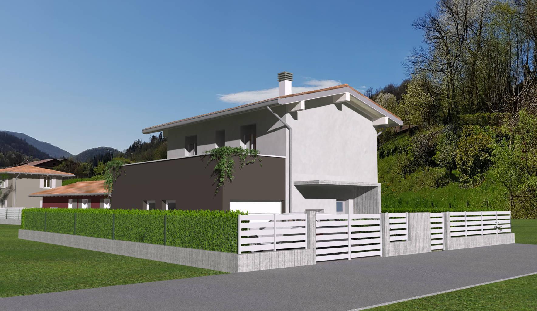 Villa singola di prossima realizzazione