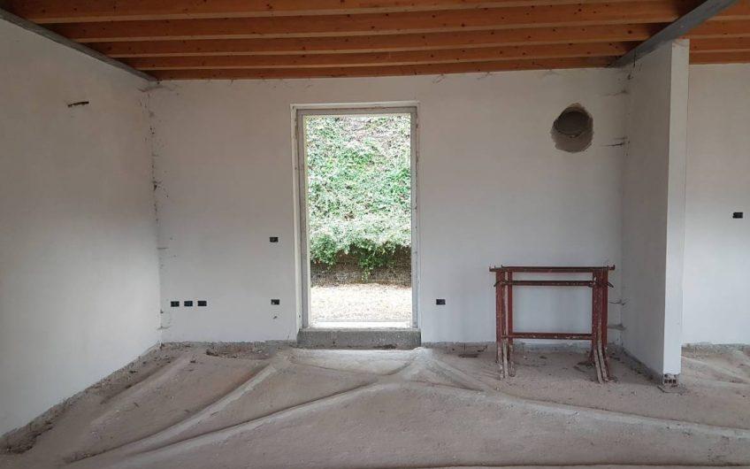 Casa singola su unico piano