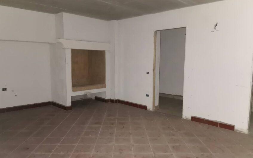 Villa singola al rustico